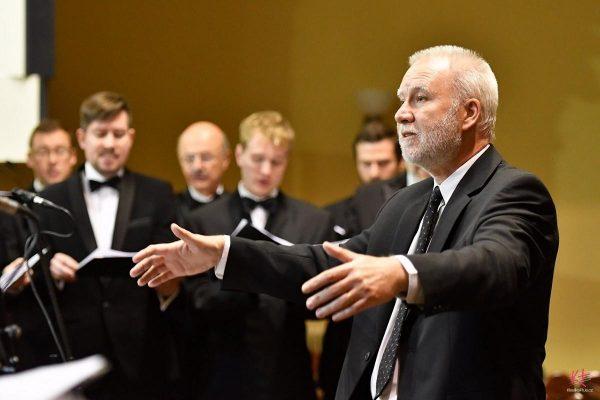 Jaroslav Brych na výročním koncertu KSS